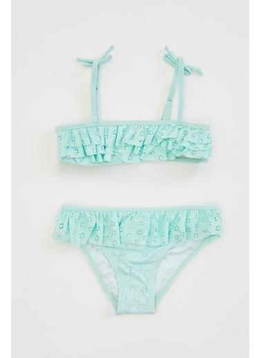 DeFacto Bikini Turkuaz